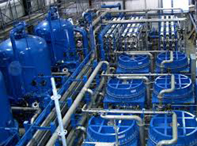 4. Water Treatment Service
