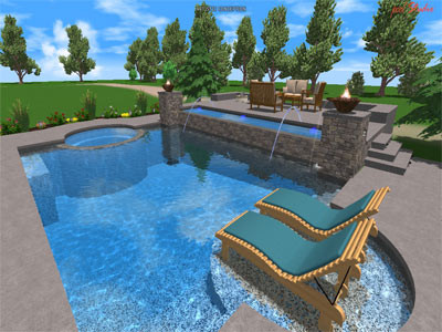 5. Swimming Pool Construction Design
